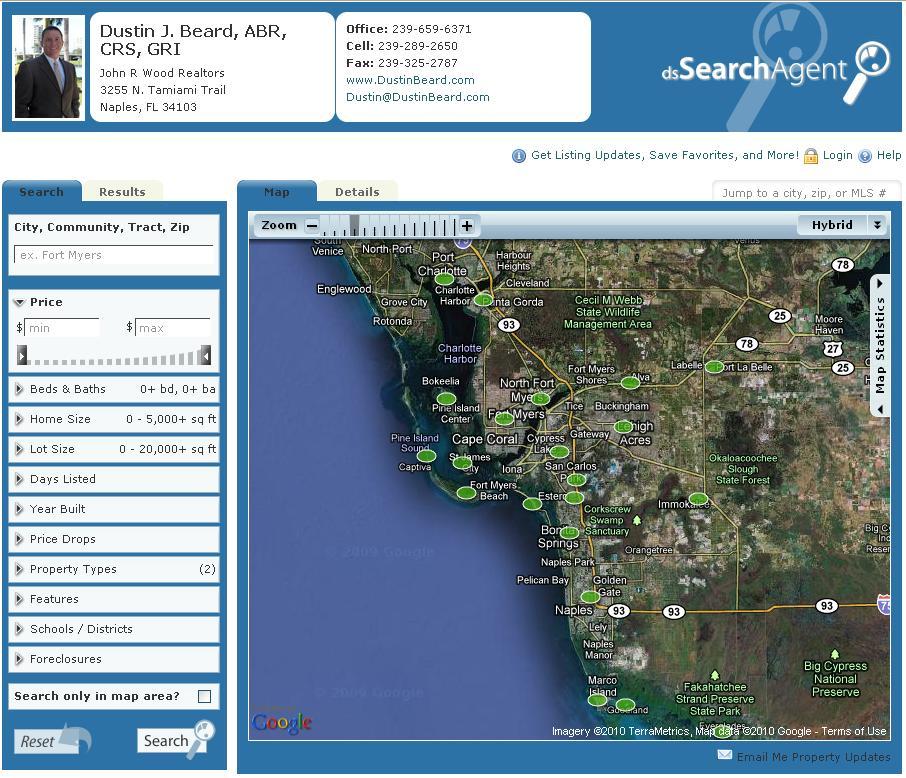 Naples Home Search Program