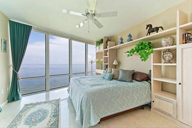 3991 Gulf Shore Blvd N Naples-small-004-Master Bedroom with a View-666x445-72dpi